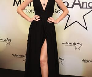 red carpet, camila queiroz, and style image