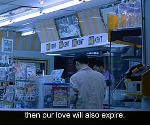 90s, movie, and wong kar wai image