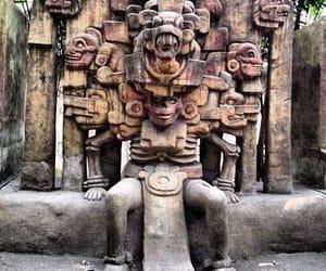 azteca, cultura, and mexicana image