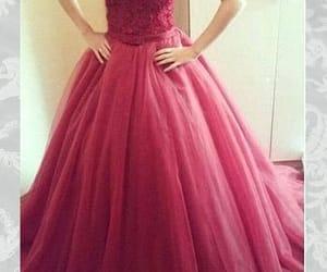 ballgown, promdresses, and promdress image