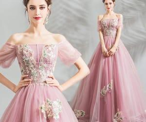 girl, formal dress, and 2019 image