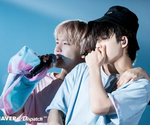dino, Seventeen, and channie image