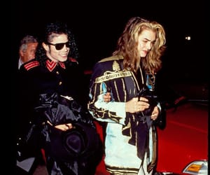 brooke shields, iconic, and king of pop image