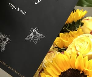 poem, beautiful, and bees image
