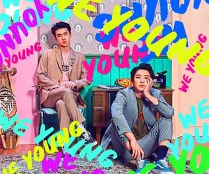 Chen, lay, and kim jongin image