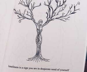 loneliness, need, and quote image