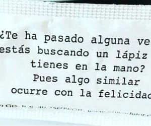 felicidad, quotes, and tumblr image