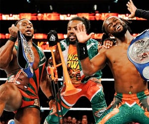 wwe, hell in a cell, and big e image