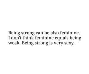be strong, be yourself, and feelings image