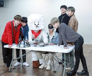 bts and run bts image