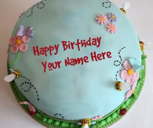Cake Name Generator And Birthday Image