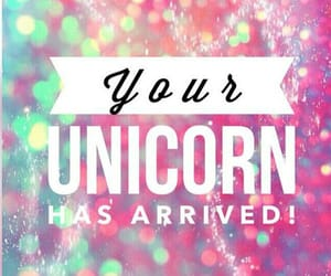 blue, sparkle, and your unicorn has arrived image