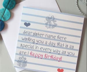 birthday card for sister and birthday wishes sister image