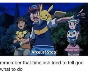 ash, dawn, and funny image