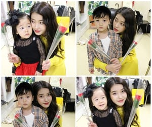 iu and lee jieun image