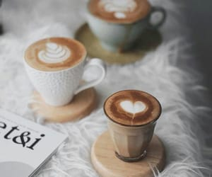 aesthetic, coffee, and warm image