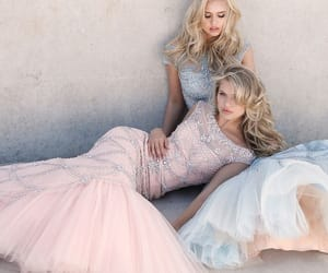 glamorous, gowns, and luxury fashion image