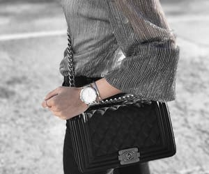 chanel, classy, and dress image