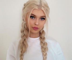 loren, hair, and makeup image
