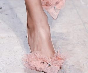 blush, fashion, and glamour image