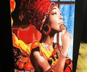 africa, colors, and woman image