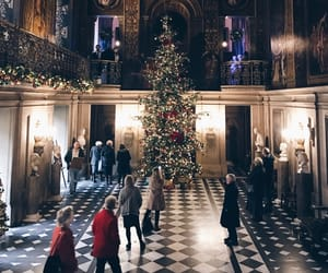 aesthetic, celebration, and winter image