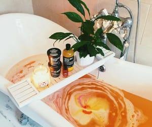 bath, luxury, and soap image