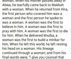 muhammad, Queen, and women image