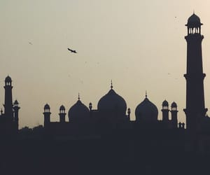 aesthetic, mosque, and pakistan image