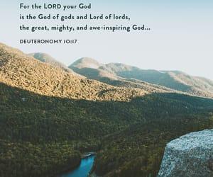 bible, deuteronomy, and faith image