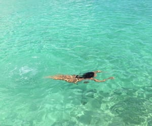 chill, clear water, and goal image