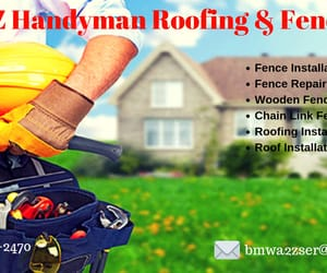 fence repair, fence installation, and wood fences image