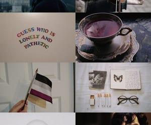 aesthetics, sherlock, and tea image