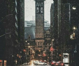 city, heart, and travel image