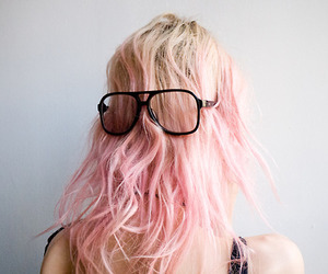 hair, pink, and charlotte free image