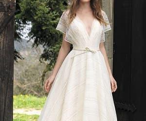 Blanc, mariage, and inspiration image