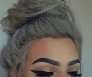 do it yourself, eyebrow, and hair image