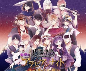 anime, handsome, and diabolik lovers image