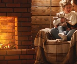 fireplaces, homedecor, and totesnewsworthy image