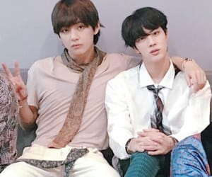 ships, bts, and taejin image
