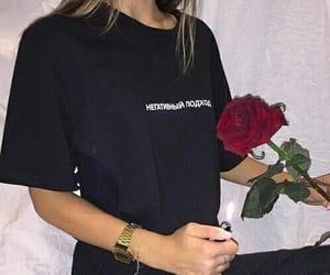 black, damn, and girl image