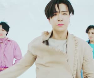 gif, got7 present you, and youngjae image