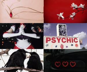 anime, mars, and sailor venus image