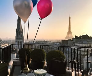 balloons, nice, and france image