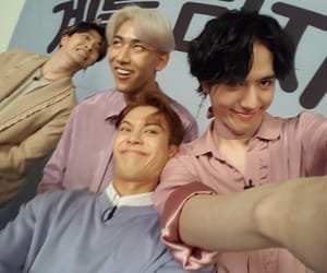 lullaby and got7 image