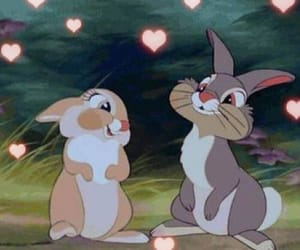 cute, bambi, and love image