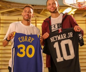 Basketball, celebrities, and stephen curry image