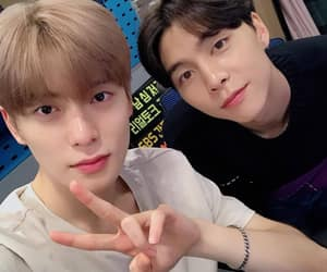 jaehyun, johnny, and nct image