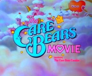 care bears, bear, and pastel image