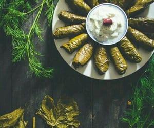 ورق عنب, لذيذ, and طعام image
